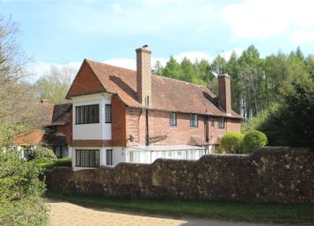 Thumbnail 2 bed end terrace house to rent in Lake Cottages, Witley Park, Thursley, Godalming