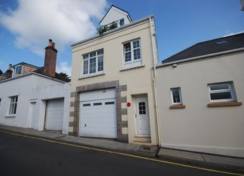Thumbnail 1 bed town house for sale in Undercliff Road, St Helier