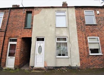 Thumbnail 3 bed terraced house for sale in York Road, Shirebrook, Mansfield