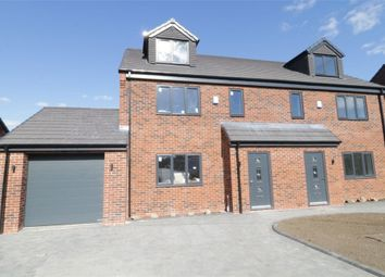 Thumbnail 4 bed semi-detached house for sale in Plot 12 Fullerton Court, Vale Road, Thrybergh, Rotherham, South Yorkshire