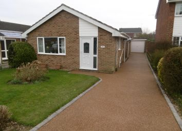 Thumbnail 3 bed bungalow to rent in Marlow Road, Gainsborough