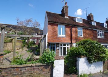 Thumbnail 2 bed cottage to rent in West Street, Lewes
