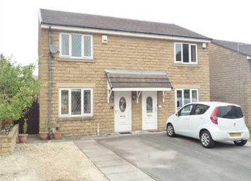 Thumbnail 2 bed semi-detached house for sale in Crown Green, Cowlersley, Huddersfield