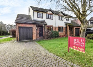Thumbnail 3 bed semi-detached house for sale in Hornbeam Close, Wokingham