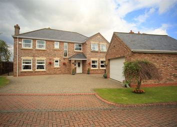 Thumbnail 5 bed detached house for sale in Primrose Lane, Tetney, Grimsby, Lincolnshire