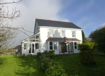 Thumbnail 4 bed detached house to rent in Station Road, St. Clears, Carmarthen