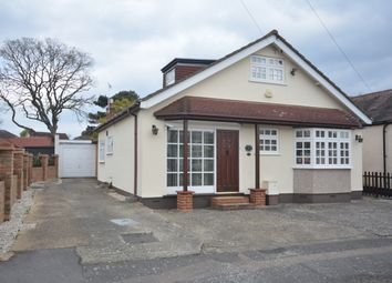 Thumbnail 3 bedroom detached bungalow for sale in Beverley Gardens, Borders Of Emerson Park, Hornchurch