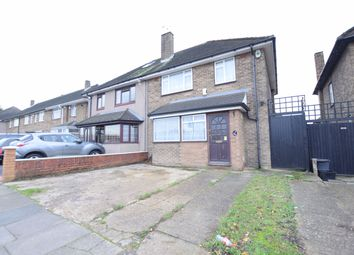 Thumbnail 3 bedroom end terrace house to rent in Oaks Lane, Ilford, Essex
