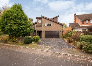 Thumbnail 5 bed detached house for sale in Woodlands, Walderslade, Chatham