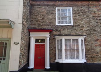Thumbnail 3 bed terraced house to rent in Westgate, Bridlington