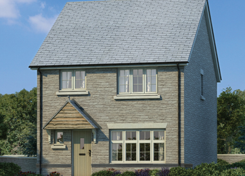 Thumbnail 4 bed detached house for sale in Mellior Park, Trevenson Road, Pool, Cornwall