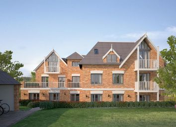 Thumbnail 3 bed flat for sale in Foxley Lane, Purley, Surrey