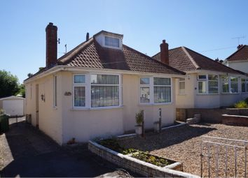 Thumbnail 2 bed bungalow for sale in Hill Road, Weston-Super-Mare