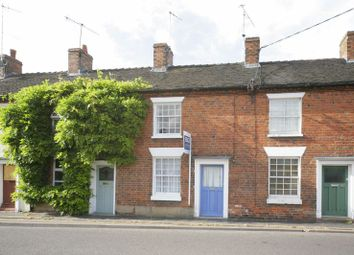 Thumbnail 2 bed terraced house to rent in Stone Road, Eccleshall, Staffordshire