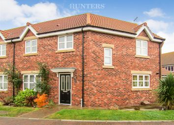 Thumbnail 3 bedroom semi-detached house for sale in Maybell Close, Gainsborough
