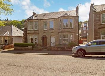 Thumbnail 3 bed flat for sale in South Street, Greenock, Inverclyde