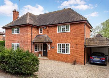 Thumbnail 4 bed detached house for sale in Mill Road, Shiplake, Oxfordshire