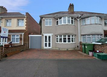 Thumbnail 3 bed property for sale in Farnham Road, Welling