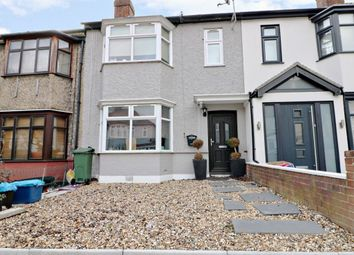 Thumbnail 3 bed terraced house to rent in Sheerwood Road, Ilford