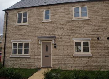 Thumbnail 3 bed semi-detached house to rent in Goodmans Terrace, Park Close, Fairford