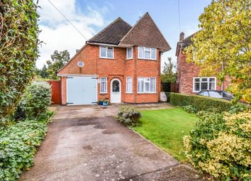 4 bed detached house for sale in Hill Way, Oadby, Leicester LE2