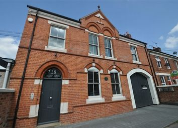 Thumbnail End terrace house for sale in The Old Nail Factory, Earlsdon, Coventry, West Midlands