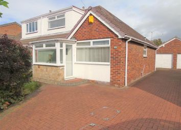 Thumbnail 3 bed semi-detached bungalow for sale in Beaumont Drive, Liverpool