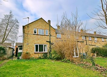 Thumbnail 2 bed end terrace house to rent in Carlton Terrace, Carlton Way, Cambridge