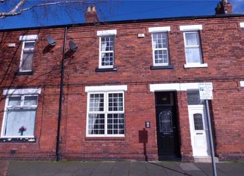 Thumbnail 3 bed terraced house for sale in Edward Street, Carlisle, Cumbria