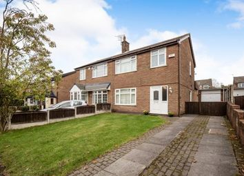 Thumbnail 3 bed semi-detached house for sale in Springclough Drive, Worsley, Manchester, Greater Manchester