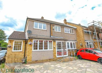 Thumbnail 1 bedroom flat to rent in Woodcote Close, Cheshunt, Waltham Cross
