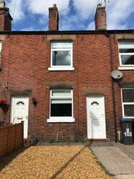 Thumbnail 1 bed terraced house to rent in Southbank Street, Leek