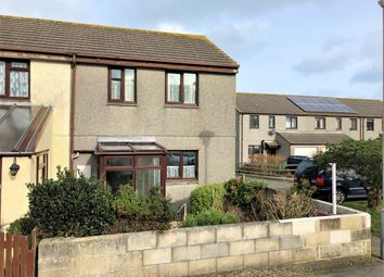 Thumbnail 2 bed end terrace house for sale in Talveneth, Pendeen