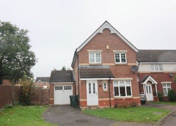 Thumbnail 3 bedroom detached house for sale in Alder Meadow Close, Coventry