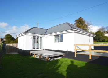 Thumbnail 2 bed detached bungalow for sale in Passage Hill, Mylor, Falmouth