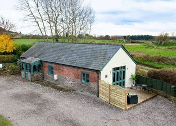 Thumbnail 2 bed barn conversion for sale in Brinsop, Hereford