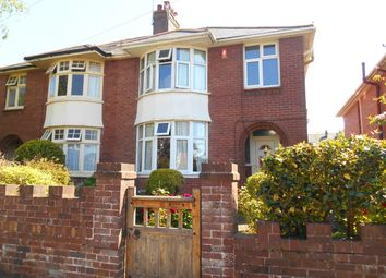 Thumbnail 3 bed property to rent in Elmside Close, Exeter