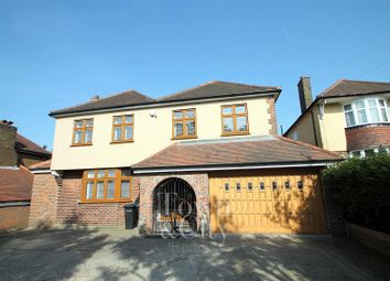 Thumbnail 5 bed detached house for sale in The Parade, Valley Drive, Gravesend