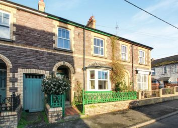 Thumbnail 4 bed terraced house for sale in Oxford Street, Abergavenny