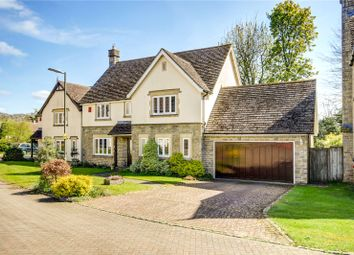 Thumbnail 4 bed detached house for sale in Dr Crawfords Close, Minchinhampton, Stroud, Gloucestershire