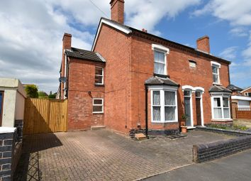 Thumbnail 3 bed semi-detached house for sale in Corbett Avenue, Droitwich