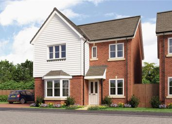 "Thumbnail 4 bed detached house for sale in ""Blenheim"" at Gamecock Terrace, Tangmere, Chichester"