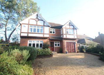 Thumbnail 4 bed detached house for sale in Yardley Close, Tonbridge, Kent
