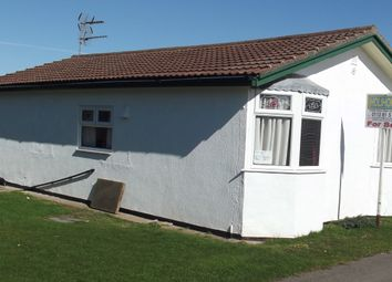 Thumbnail 2 bed mobile/park home for sale in 12 Fifth Avenue, South Shore Holiday Village, Bridlington