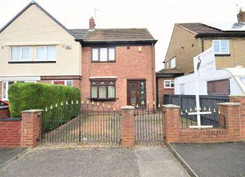 2 bed semi-detached house for sale in Agar Road, Farringdon, Sunderland SR3