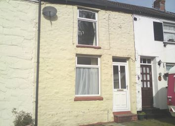 Thumbnail 1 bed terraced house to rent in Brook Place, Pentre, Rhondda Cynon Taff.
