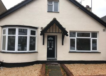 Thumbnail 2 bed bungalow to rent in Beedell Avenue, Westcliff-On-Sea