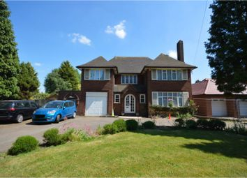 Thumbnail 5 bed detached house for sale in The Long Shoot, Nuneaton