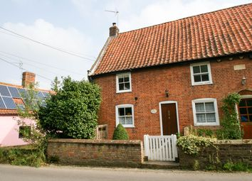 Thumbnail 2 bed cottage for sale in Blyford Lane, Wenhaston, Halesworth