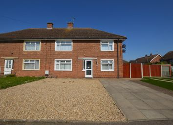 Thumbnail 2 bed maisonette to rent in Merivale Road, Lawford, Essex
